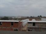 Viviendas de caja de cerillas para la reubicación de parte de las familias desalojadas